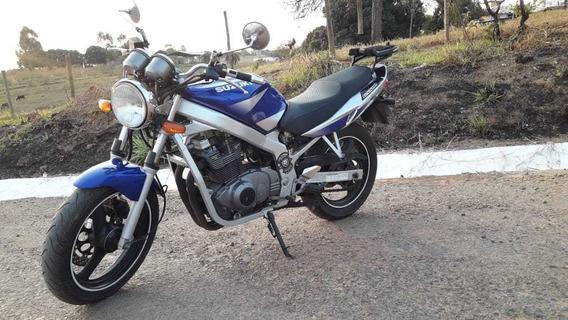 Suzuki Gr 500 Azul