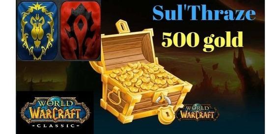 Wow Classico 500 Gold Sul