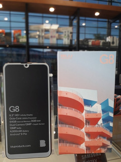 Blu G8
