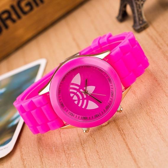 Relógio adidas Feminino Diversas Cores Colorido Pink