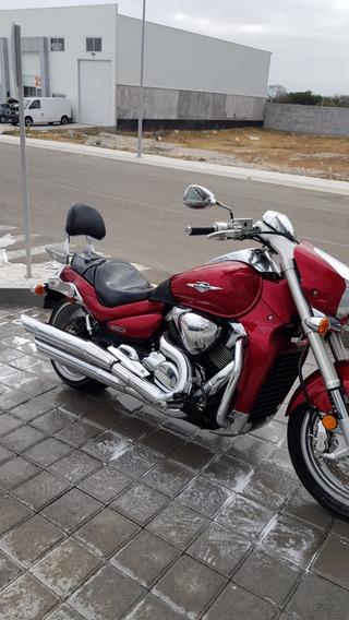 Preciosa Moto Suzuki Boulevard M109r 1800 Cc