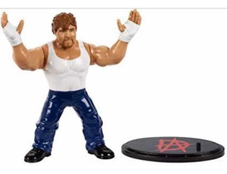 Wwe Retro Dean Ambrose Figura
