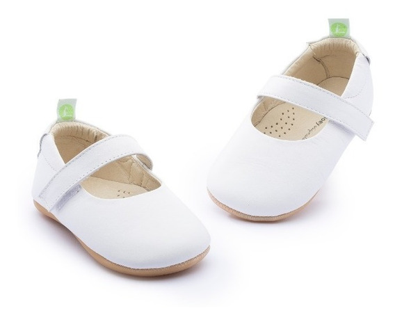 Sapato Tip Toey Joey Dolly - White - 36859