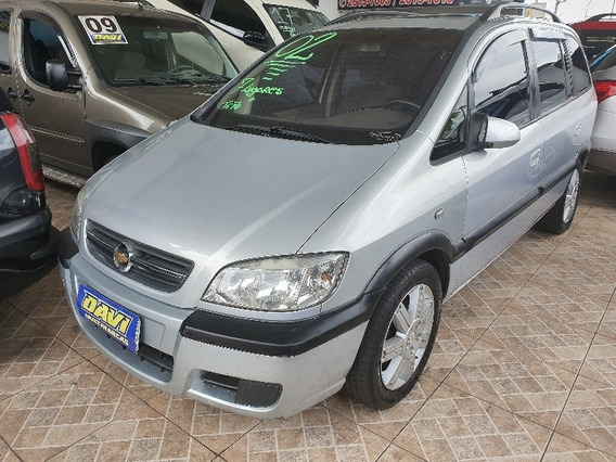 Chevrolet Zafira Cd 2.0 8v Gasolina Manual