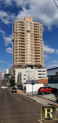 Apartamento Para Venda Em Guarapuava, Centro, 3 Dormitórios, 1 Suíte, 2 Banheiros, 2 Vagas - _2-1081616