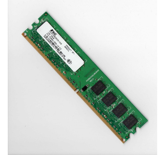 Memória Smart 1gb Ddr2 Pc2-5300u-555-12-zz
