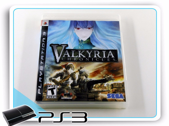 Ps3 Valkyria Chronicles Original Playstation 3