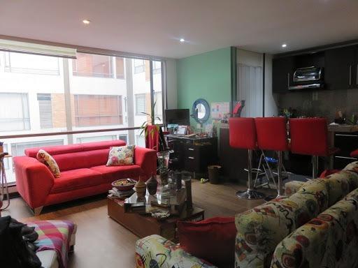 Apartamento En Venta Cedro Golf 90-63515