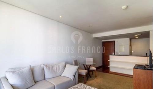 Imagem 1 de 12 de 1 Dormitório/suíte - 1 Vaga - Itaim Bibi - Cf47351