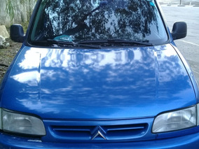 Citroen Berlingo Ano 98/99 Azul 1.8 8v