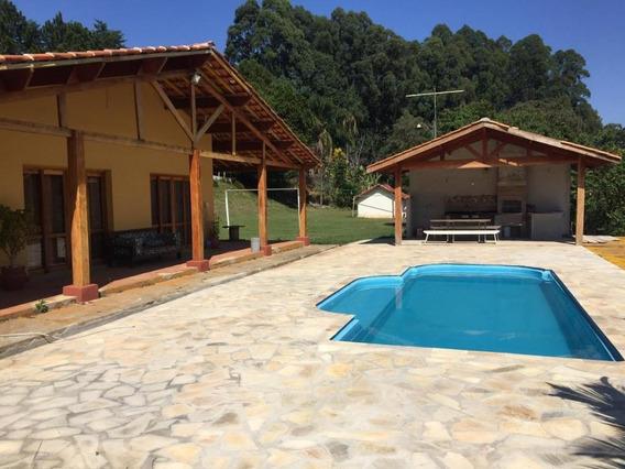 Chácara Com 4 Dormitórios À Venda, 3600 M² Por R$ 790.000 - Dos Pintos - Joanópolis. Ch 190301v - Ch0011