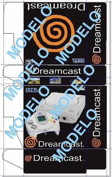 Arte Pdf Caixa Dreamcast