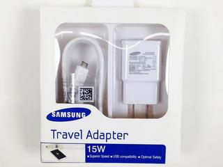 Cargador Carga Rápida Samsung J8 J7 J6 J4 Huawei Moto Turbo