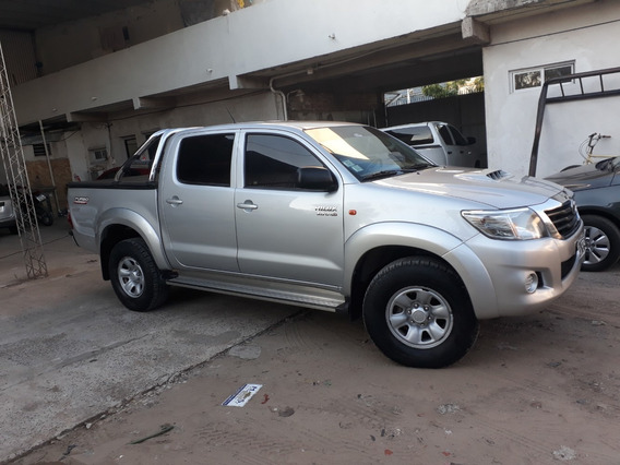 Vendo Hilux 2013 Impecable!