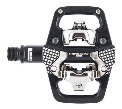 Pedal Mtb  Look X-track En-rage +(plus) Preto Trail / Enduro