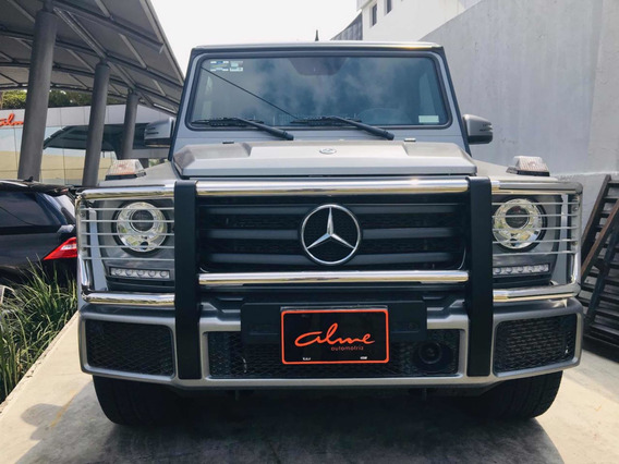 Mercedes-benz Clase G 5.5l 500 4x4 At 2018