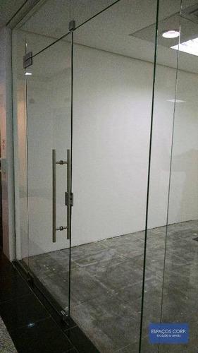 Conjunto Comercial, 196m² - Venda Por R$ 2.560.000 Ou Aluguel Por R$ 12.000/mês - Vila Olímpia - São Paulo/sp - Cj0418