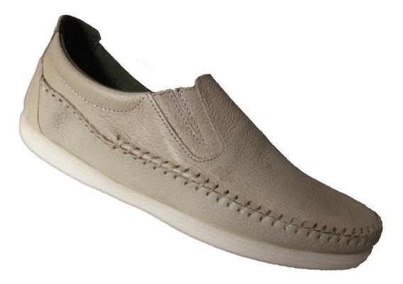 Zapatos Hombre De Cuero Tubular - Mocasin 2018 Free Lance®