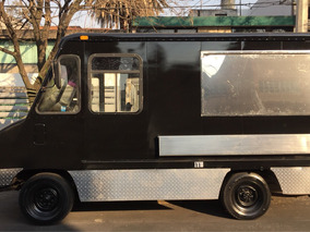 Food Truck Chevrolet Vanet 2002 Tipo Americano