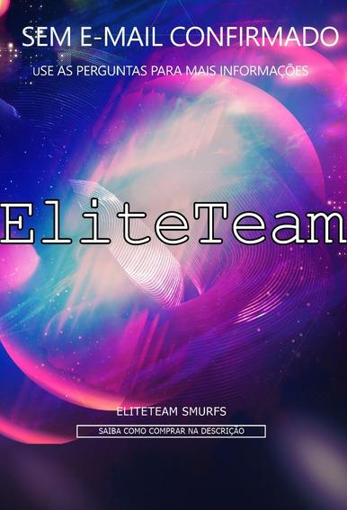 Lol Smurf Unranked Sem E-mail Eliteteam Smurfs