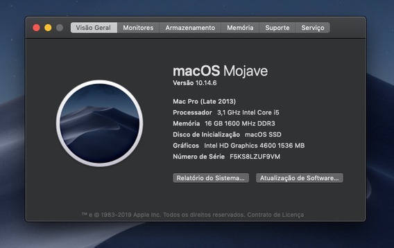 Hackintosh I5 3.1 16 Gb Ram Kingston Hyper X Apple Mac