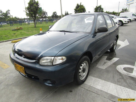 Hyundai Accent Accent L