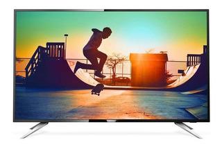 Smart Tv Led 4k Ultradelgado Philips Mod. 50pug6102/77