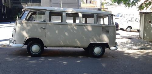 Vw Kombi Corujinha 73 Motor 1.500 Muito Estruturada