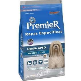 Ração Premier Cães Adultos Lhasa Apso (frango) - 1 Kg