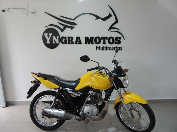 Honda Cg 125 Fan Ks 2014 Linda