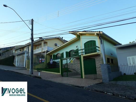 Casa / Sobrado Com 3 Dormitório(s) Localizado(a) No Bairro Rondônia Em Novo Hamburgo / Novo Hamburgo - 32011710