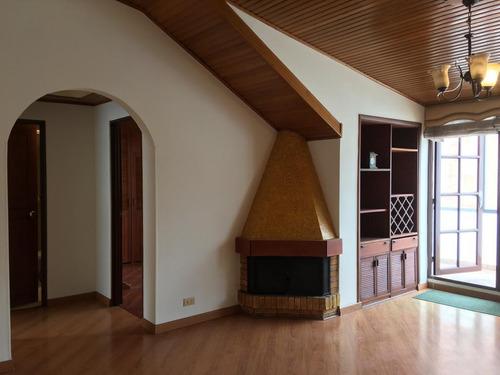Apartamento En Venta En Bogota Lisboa-usaquén