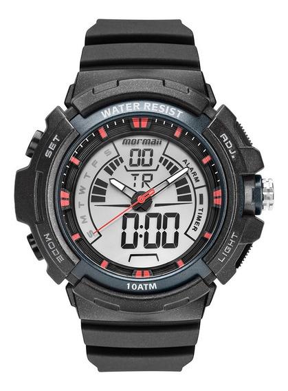 Relógio Masculino Esportivo Mormaii Anadigital Mo8902aa/8r