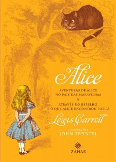 Alice - Aventuras De Alice No Pais Das Maravilhas - Edicao B