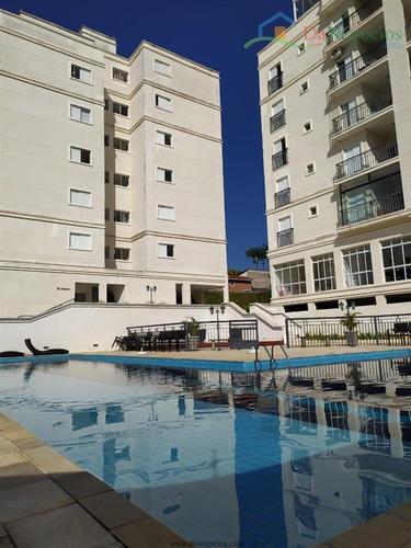 Apartamentos Em Condomínio À Venda  Em Atibaia/sp - Compre O Seu Apartamentos Em Condomínio Aqui! - 1464559