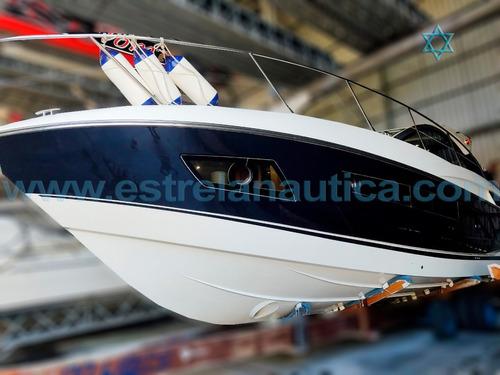 Imagem 1 de 14 de Lancha Sunseeker 40 Iate Ferretti Phantom Triton Focker Fs