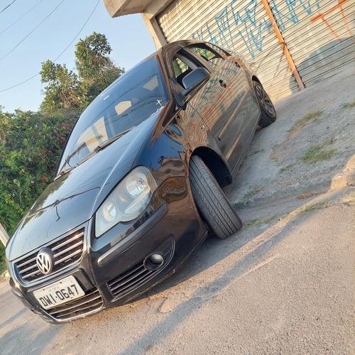 Imagem 1 de 15 de Volkswagen Polo Sedan 2008 1.6 Total Flex 4p