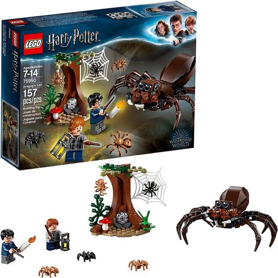 Lego Minifiguras De Harry Potter 75950 Juego Original