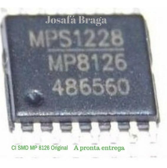 Mp8126 Regulador De Tensão 13/18v Original 5 Peças