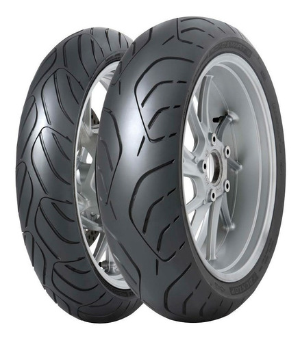 Dunlop 120 70 15 -160 60 15 Road Smart Iii 2tboxes Bmw 650