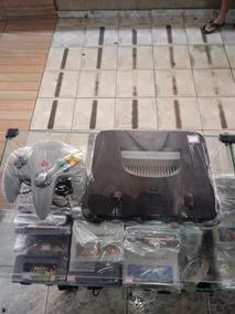 Nintendo 64 Completo, Funcionando 100%