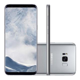 Samsung Galaxy S8 + G955 Dual, 64gb 6gb Ram 12mp De Vitrine