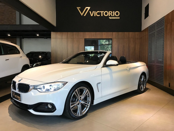 428i Cabriolet Sport Gp Turbo 2.0 16v 245cv At8 2015