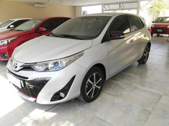 Toyota Yaris 1.5 5 Ptas S Cvt Automático
