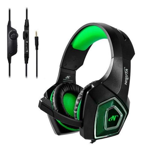 Auricular Gamer 350 Ps4 Xbox One Microfono Aug Plug Hi End