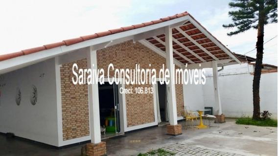 Casa No Bairro Indaiá Em Caraguatatuba - 897