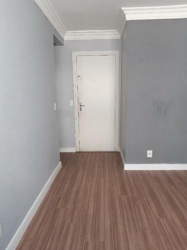 Imagem 1 de 17 de Apartamento Com 3 Dormitórios À Venda, 68 M² Por R$ 275.000,00 - Conjunto Residencial Ingai - São Paulo/sp - Ap15912