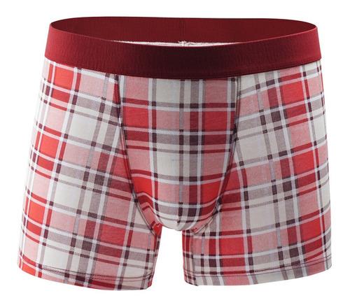 Pantalones Sexy Para Hombre A Cuadros Impresion Ropa Interi Mercado Libre