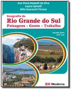 Geografia Do Rio Grande Do Sul - Ensino Fundamenta