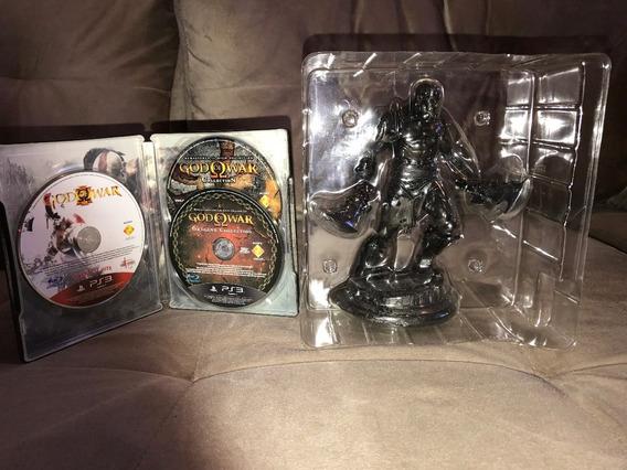 God Of War Omega Collection Ps3-edição Colecionador Kratos